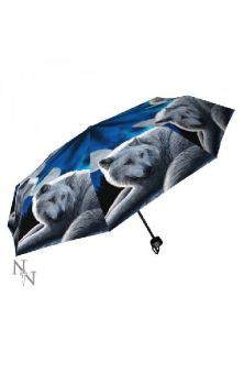 Guardian Of The North Umbrella