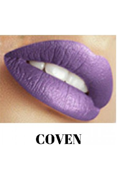 Coven Witchcraft Metallic Lipstick