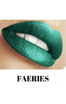 Faeries Witchcraft Metallic Lipstick