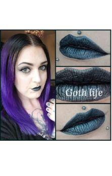 Goth Life Witchcraft Metallic Lipstick