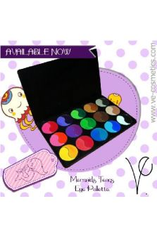 Mermaids Tears Eyeshadow Palette