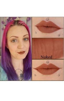 Naked Liquid Matte Lipstick