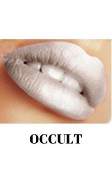Occult Witchcraft Metallic Lipstick
