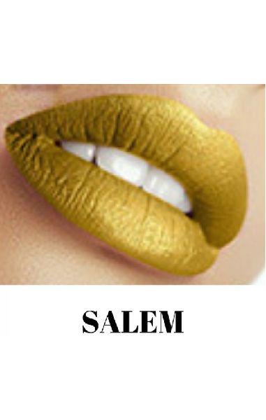 Salem Witchcraft Metallic Lipstick