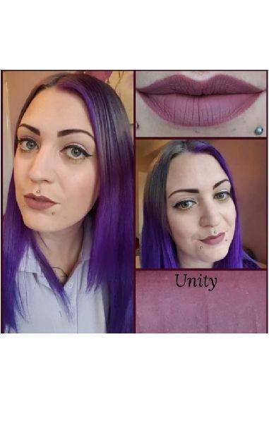 Unity Liquid Matte Lipstick