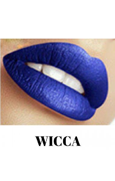 Wicca Witchcraft Metallic Lipstick