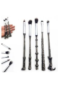 Wand Make Up Brush Set - Harry Potter Inspired