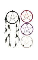 Pentagram Dreamcatcher