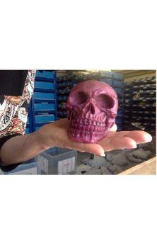 Princess Consuela Banana Hammock Skull Soap