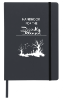 Handbook For The Recently Deceased Notepad RRP £9.99