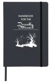 Handbook For The Recently Deceased Notepad