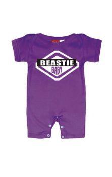 Beastie Baby Romper