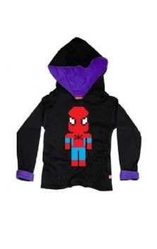 Lego Spiderman Boys Hood