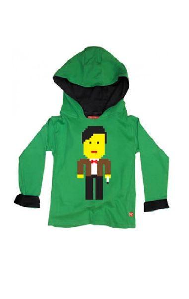 Lego Who Boys Hood