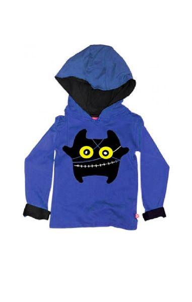 Monster Frankenstein Boys Hood