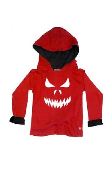 Scary Face Boys Hood