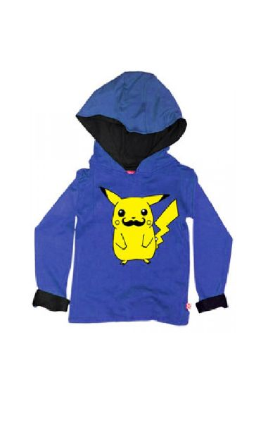 Smosh Pikachu Boys Hood