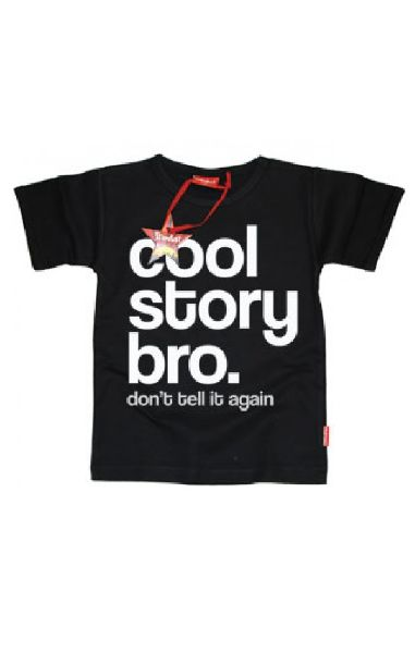 Cool Story Bro Boys T Shirt