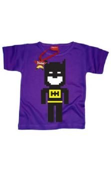 Lego Batman Boys T Shirt
