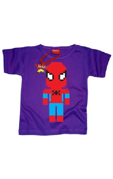 Lego Spiderman Boys T Shirt
