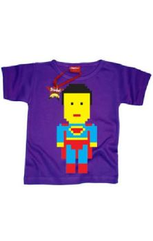 Lego Superman Boys T Shirt