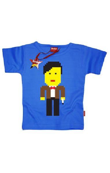 Lego Who Boys T Shirt