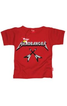 Metallica Headbanger Boys T Shirt