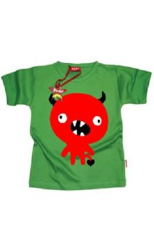Monster Devil Boys T Shirt