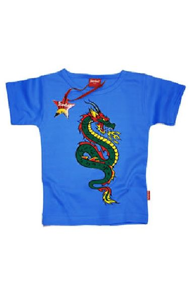 Tattoo Dragon Boys T Shirt
