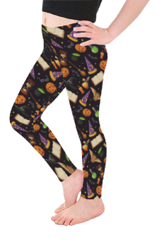 Hubble Bubble Kids Leggings