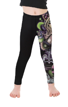Not All There Kids Leggings