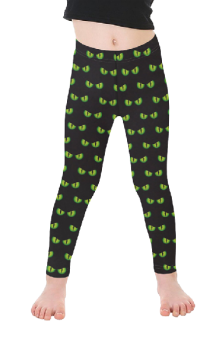 Zombunny Kids Leggings