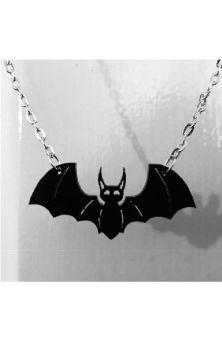 Bat Spine Earrings