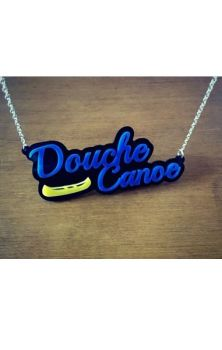 Douche Canoe Necklace