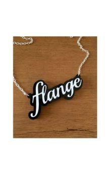 Flange Necklace