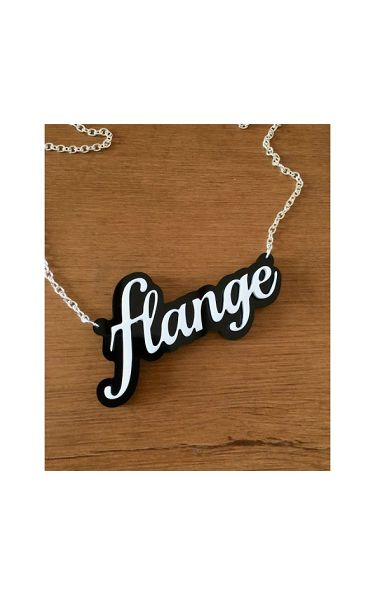 Flange Necklace