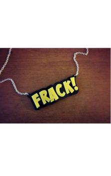 Frack Necklace