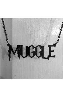 Muggle Necklace