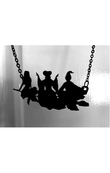 Sanderson Sisters Necklace