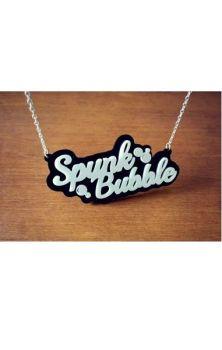 Spunk Bubble Necklace