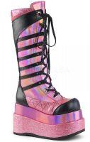 Bear 205 Pink Boots