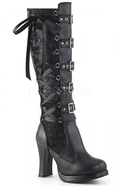 Crypto 106 Boots Black