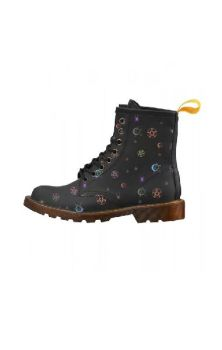 Rainbow Witch Boots