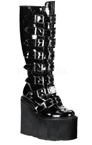 Swing 815 Patent Boots