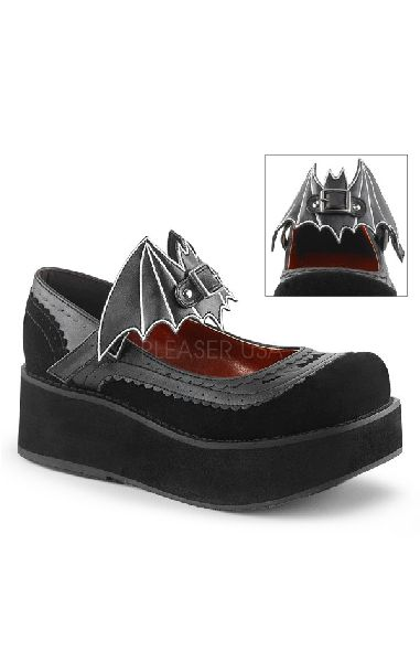 Sprite 09 Bat Shoes