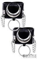 Iron Moon Shoe Cuffs RRP £23.99