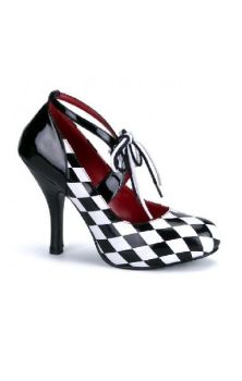 Harlequin Shoes