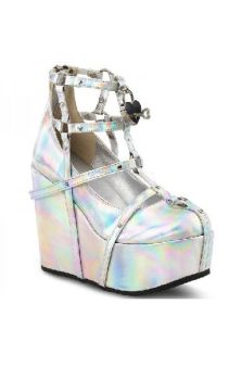 Poison 25 Shoes Holographic
