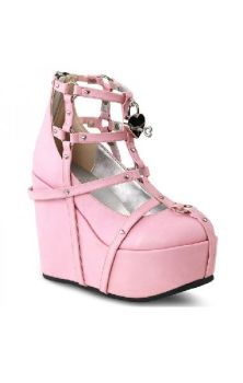 Poison 25 Shoes Pink