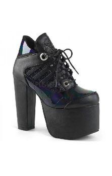 Torment 216 Black Heels